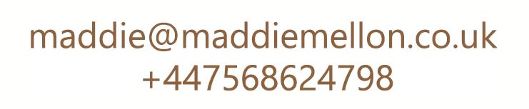 maddie@maddiemellon.co.uk